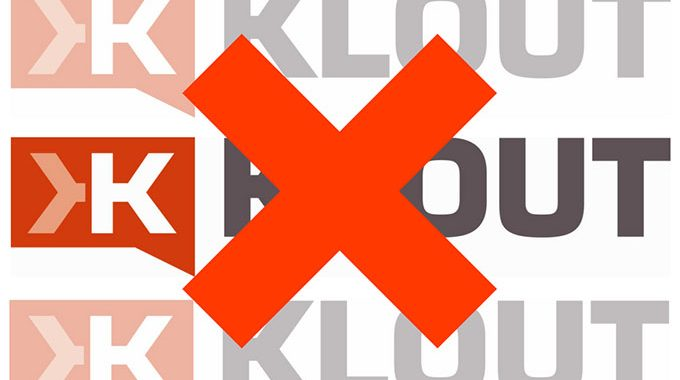 Klout.com Has Shut Down — Now What?
