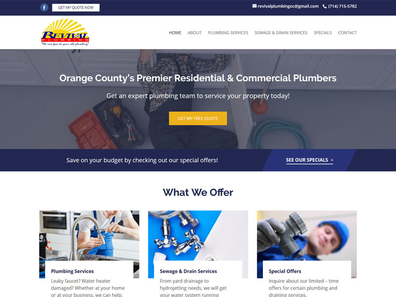 Home Auto Services Web Design Orange County Digital Marketing Orange County